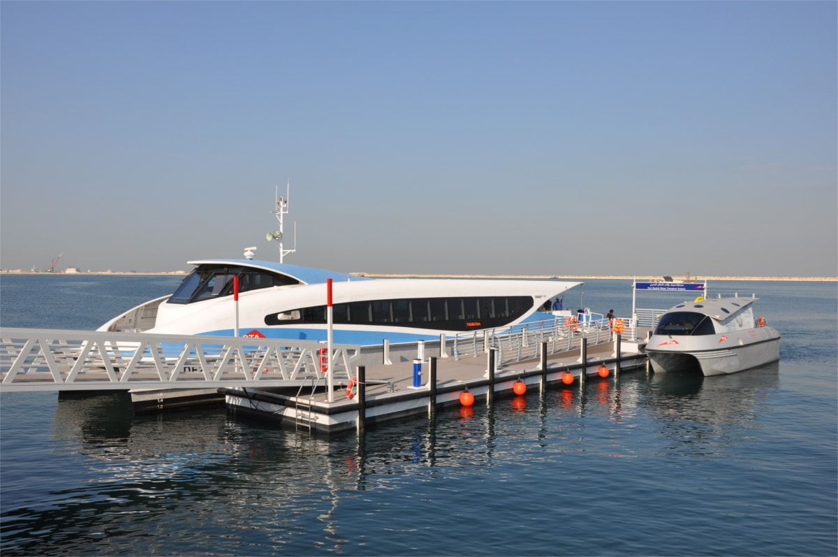 CWP - Ferry & Water Taxi Terminals