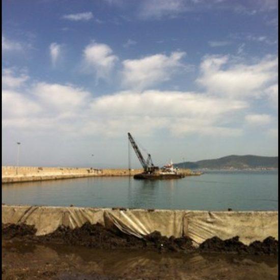 San Marco Di Castellabate Harbour
