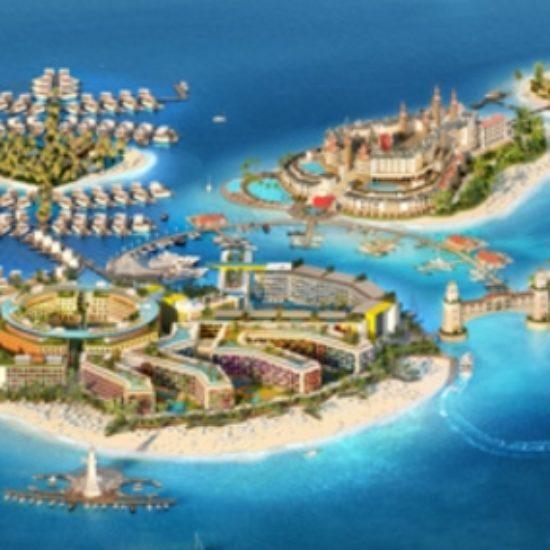 The Heart of Europe – Dubai World Islands
